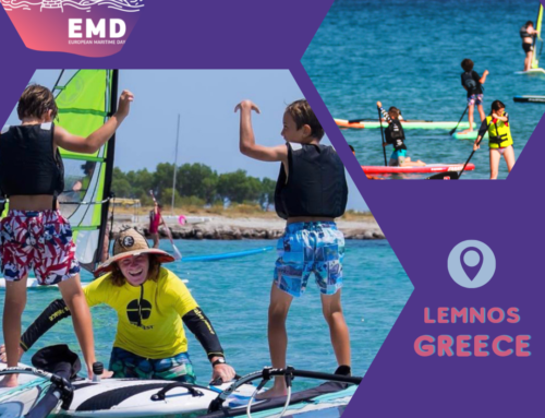 EMD2021 water sports lessons